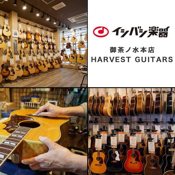 イシバシ楽器 御茶ノ水本店 HARVEST GUITARS / 東京都千代田区
