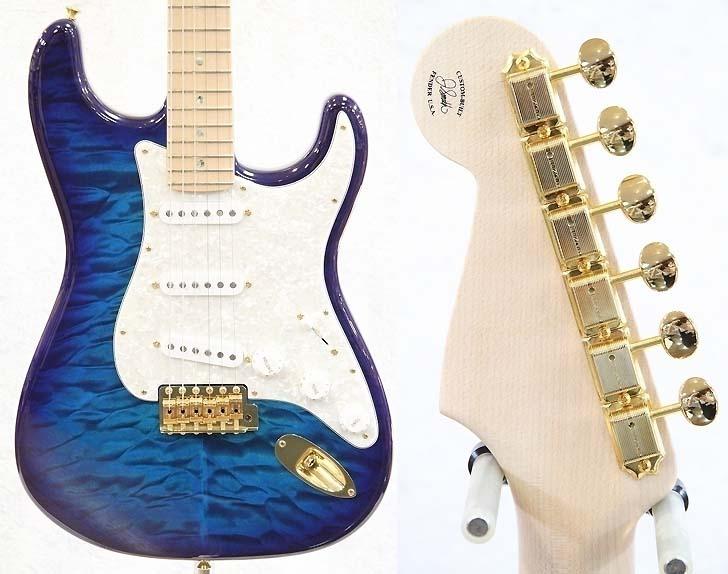 ◆楽器盗難情報◆Fender Custom Shop MBS Custom 50's Stratocaster (エレキギター)|東京都新宿区