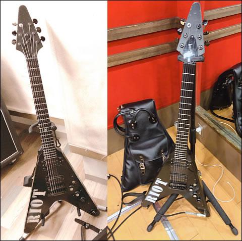 Gibson Flying V gothic (エレキギター)|埼玉県川口市
