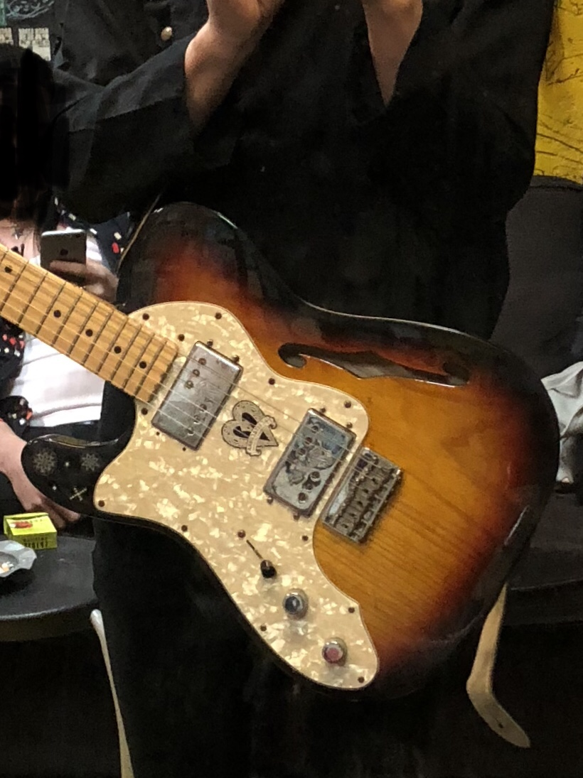Fender Mexico Classic '72 Telecaster Thinline (ギター) 千葉県千葉市中央区