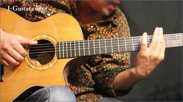 【癒しの音色 ナイロン弦ギターはいかが? 動画編】第10回